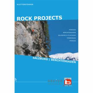 Kletterführer Salzburg Berchtesgaden - Fachbuch für Klettern - Kletterrouten