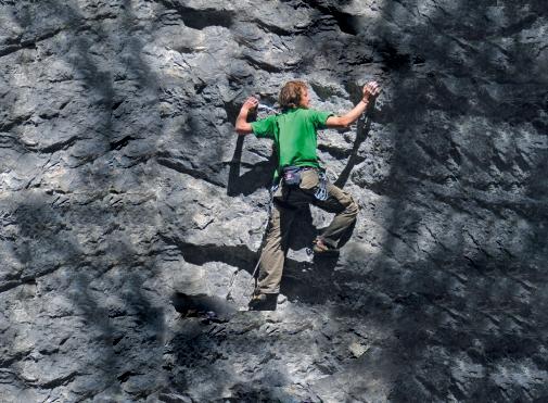 Die Entwicklung des Klettersports