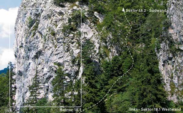 Adlerhorst - Update zu den Kletterrouten von RockPro