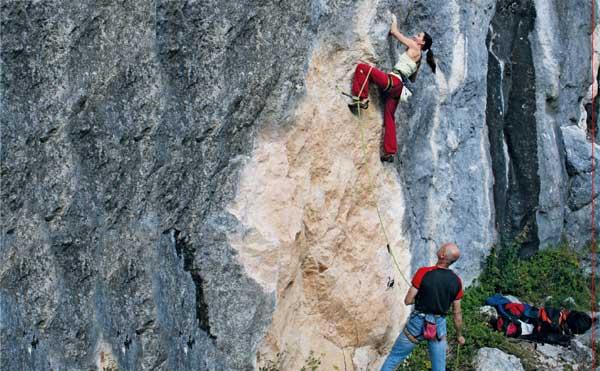 Updates Kletterrouten Rindbachtal - von Rockpro Kletterführer