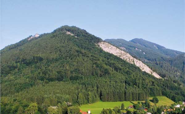 Bräumauer Kletterführer Kletterroute